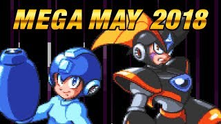 Mega Man & Bass (SNES) - Mega May 2018