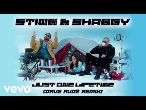 Sting, Shaggy, Dave Audé - Just One Lifetime (Dave Audé Remix/Audio)