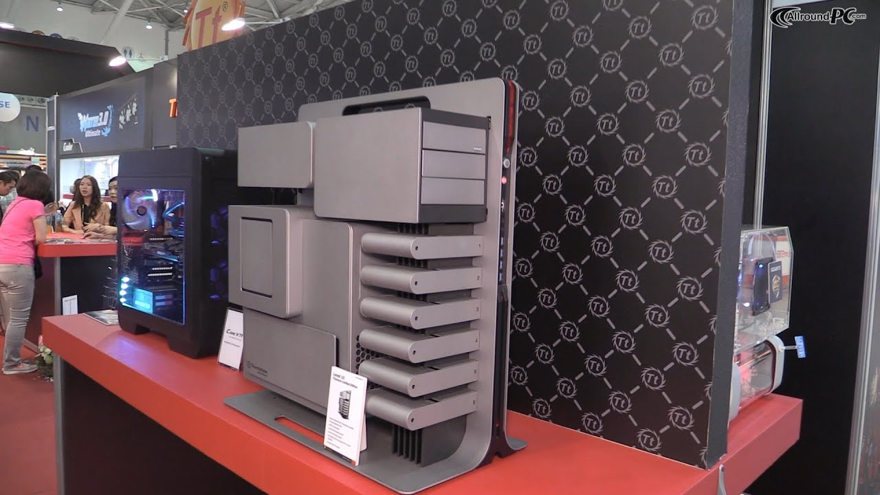 Computex 2014 Thermaltake Level 10 Limited Edition Pc