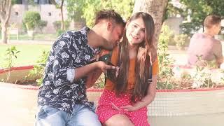 Today is my mood prank on Delhi girls ||prank in India ||super duper se upper