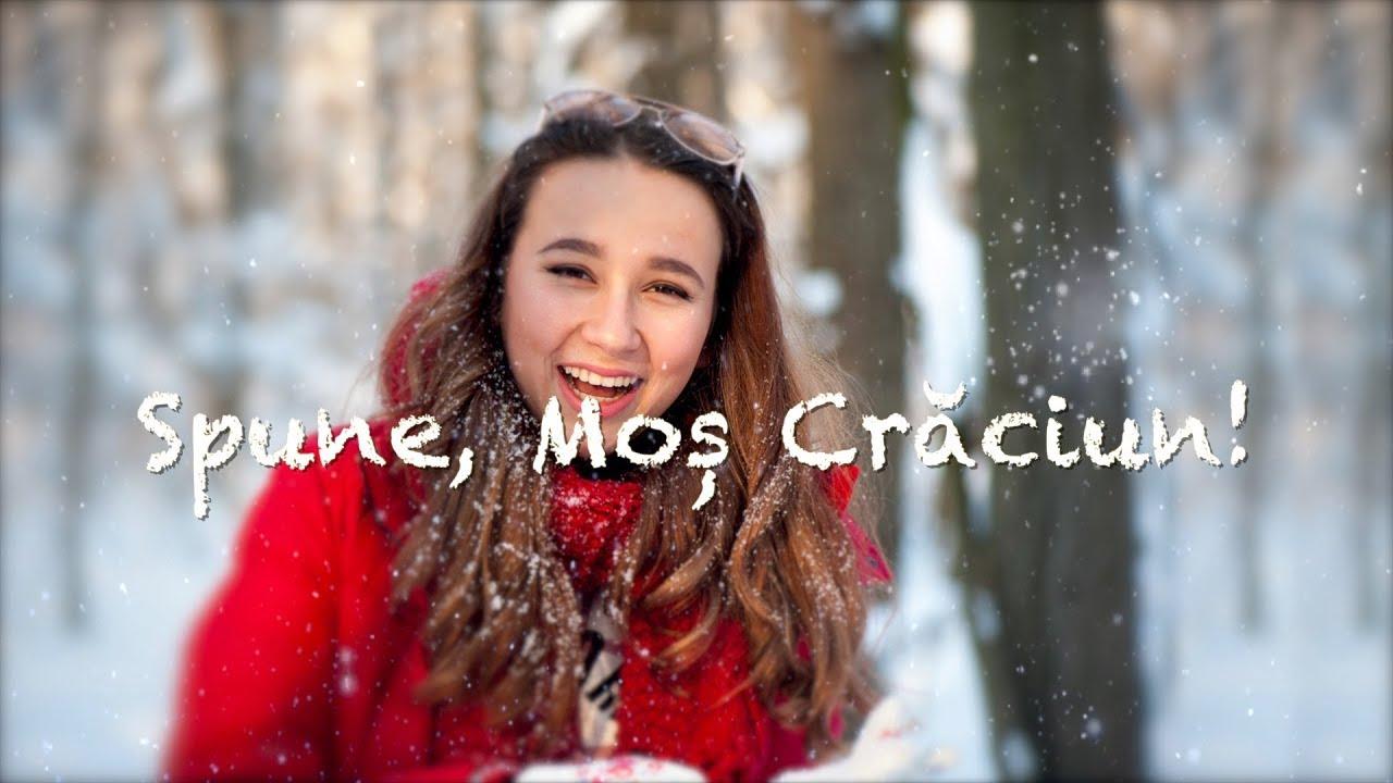 Spune, Mos Craciun! - Maya Sorian & Gasca Zurli