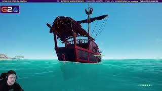 Statek pełen skarbów ft. Slayproxx - Sea of Thieves / 16.01.2019 (#1)