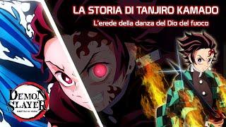 Download lagu LA STORIA DI TANJIRO KAMADO - EREDE DELLA DANZA DEL DIO DEL FUOCO!  - DEMON SLAYER -  ITA