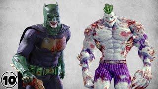 Top 10 Alternate Versions of The Joker - Part 2