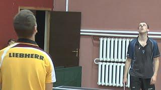 Степан ШАПОШНИКОВ vs Евгений ДРЫНДИН, Master Open, Настольный теннис, Table Tennis