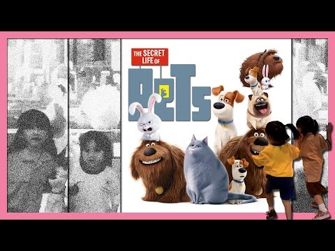Watching The secret life of pets premiere at Cinema XXI, SMS, Indonesia | Toy Joy Channel