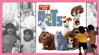watching the secret life of pets premiere at cinema xxi sms indonesia i toy joy channel