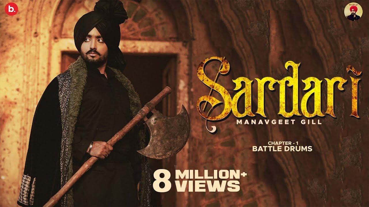 Download Sardari (Chapter-1) : ManavGeet Gill | Tunisha Sharma | Kanji Porh | Jaymeet | New Punjabi Song 2021