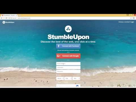 Stumbleupon: La mejor forma de descubrir la Web
