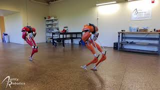 Cassies Take a Tour of Agility Robotics