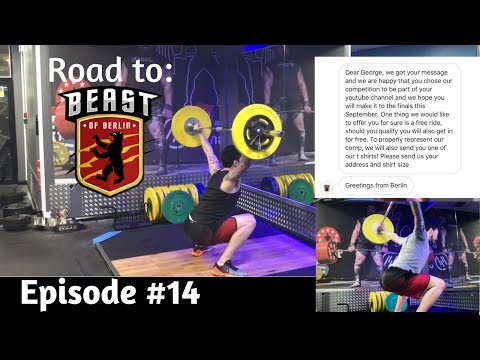 ROAD TO THE BEAST OF BERLIN EPISODE #14 ll HUGE News, EPIC FAIL & NEW PRs