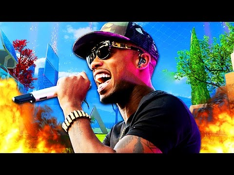 FASTEST RAPPER EVER DESTROYS HATERS ON BO3! (Black Ops 3 Trolling)