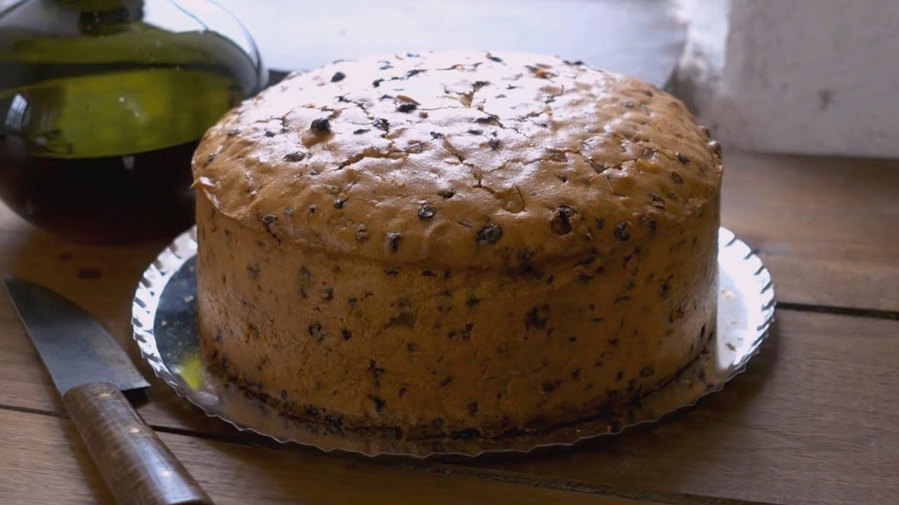 Twelfth Night Cake Recipe