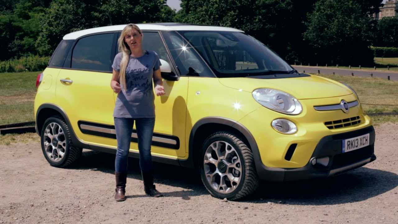 new fiat 500l 2013 which car first drive youtube. Black Bedroom Furniture Sets. Home Design Ideas
