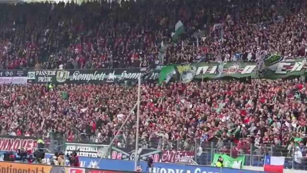 hannover 96 hoffenheim r ckkehr der ultras support