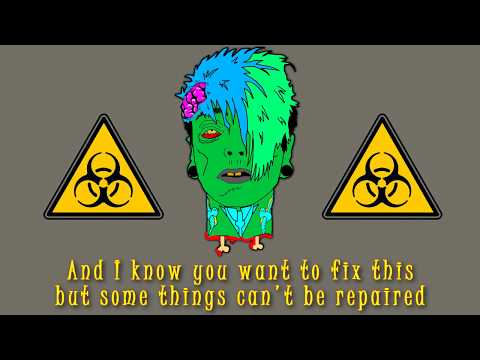 Damaged Goods Official Lyric Video By Hair Jordan