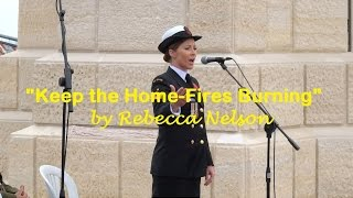 """Keep the Home Fires Burning"" by Rebecca Nelson"