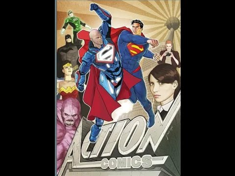 Action Comics: Path of Doom