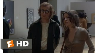 Museum Girl - Play It Again, Sam (4/10) Movie CLIP (1972) HD