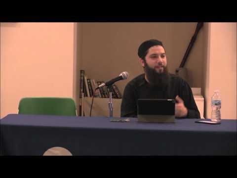 Responsibilities of Muslims today- Hasan Shibly