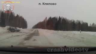 Аварии и ДТП Март 2014 ❶❹❶ Compilation of accidents March 2014(, 2014-03-17T19:48:10.000Z)