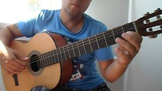 Уроки гитары Демис Руссос-Сувенир.Инструментал.Аккорды
