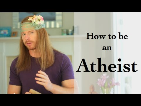 How to be an Atheist (Funny) - Ultra Spiritual Life episode 17 - with JP Sears