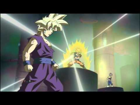 Dragonball Raging Blast 2 Plan To Eradicate The Super Saiyans