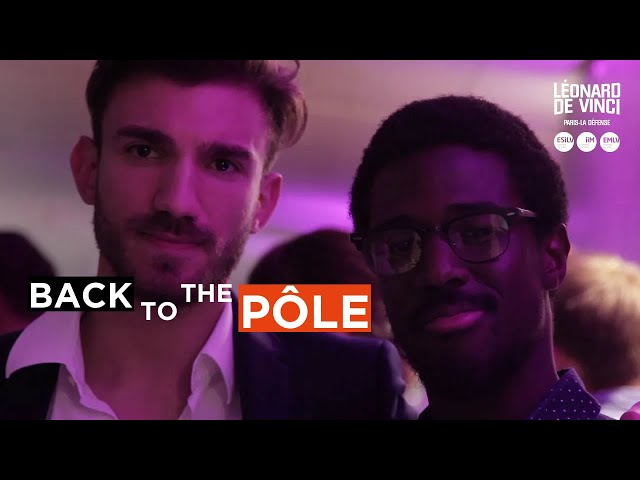 Back to the Pôle 2018, le rendez-vous des alumnis du Pôle Léonard de Vinci !