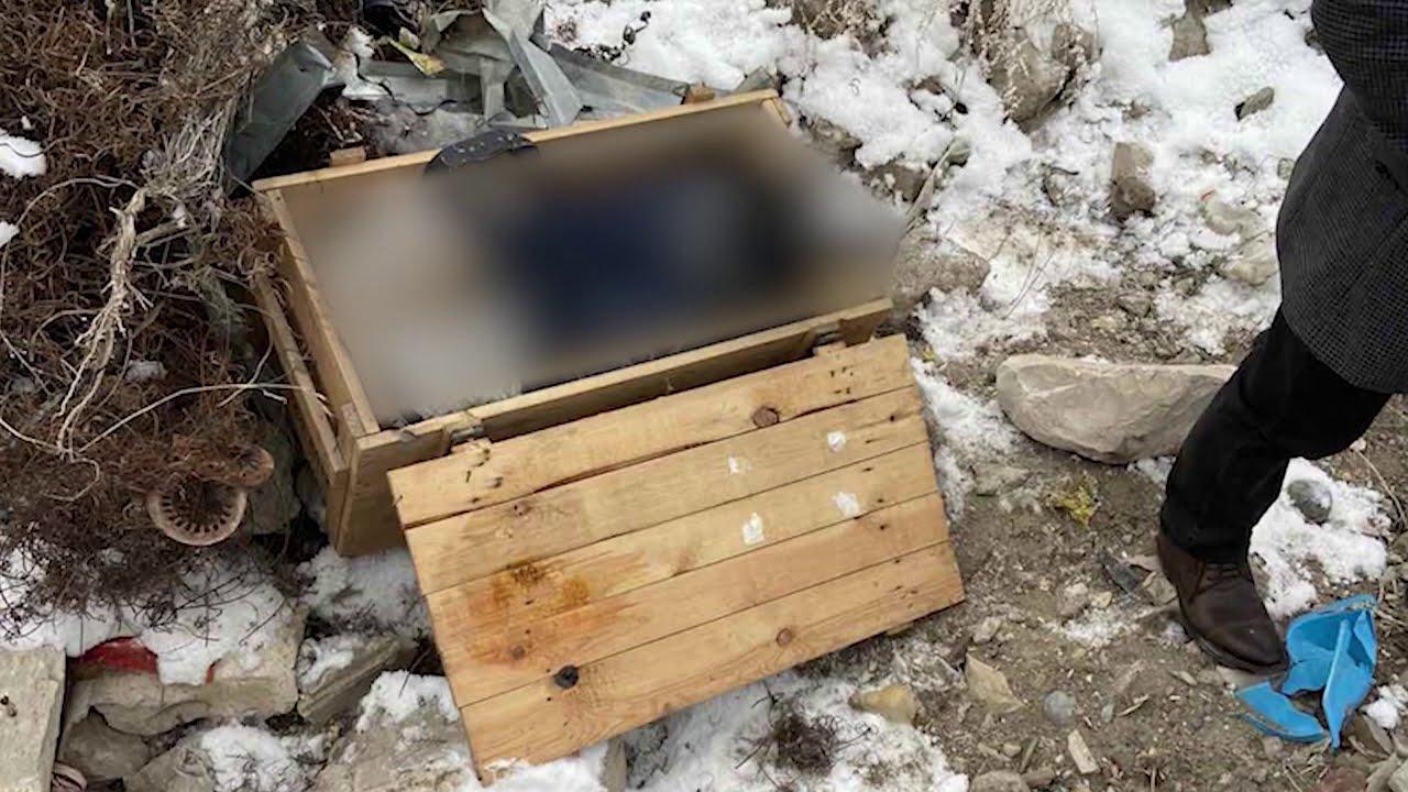 Տեսանյութ.Ծեծելով սպանել, ապա դին արկղով տեղափոխել էին․  ոստիկանության բացահայտումը
