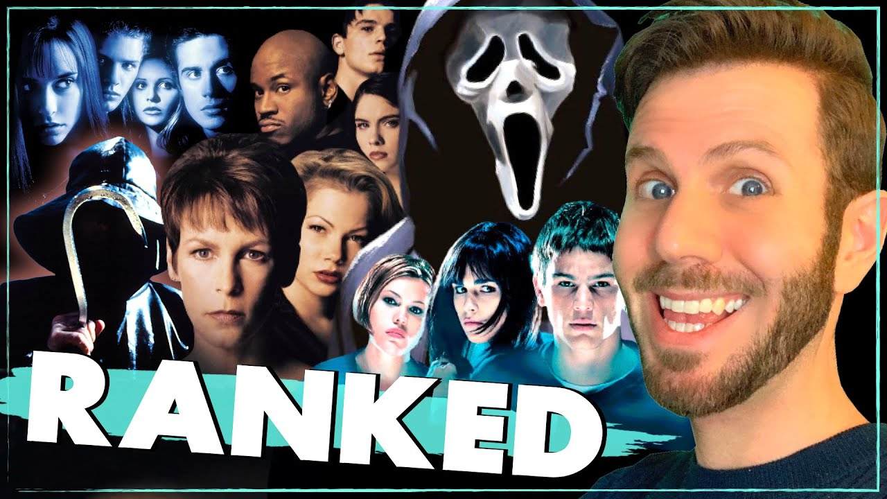 Download Every Single 90s TEEN HORROR Film Ranked Worst to Best