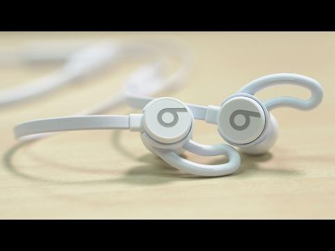 First look: Apple's W1-equipped BeatsX earphones