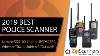 Best Police Scanner of 2019 | Top 4 Police Scanners