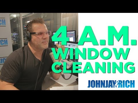 In-Studio Videos - Early Morning Window Cleaning OR Homicidal Maniac?
