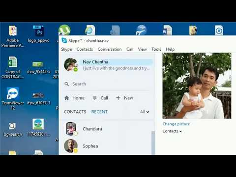 How to Hide or Remove Your Birthday in Skype Profile - YouTube