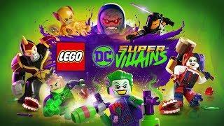 LEGO DC SUPERVILLAINS Gameplay Part 1 INTRO - JAILBREAK