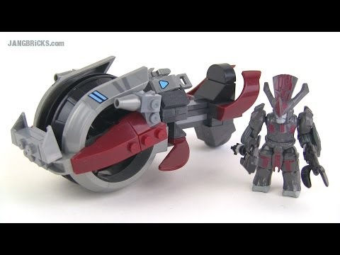 Halo Mega Bloks Online Instructions Manual Guide Example 2018