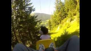 Alpine Coaster (Sommerrodelbahn) - Mieders, Austria