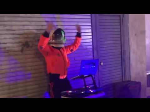 mr movienaut - dj set -  live in hollywood