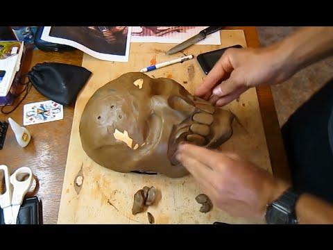 Как сделать маску из к/ф Безумный макс (часть 1)