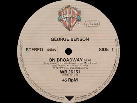 George Benson - On Broadway (12'' Version) ℗ 1978