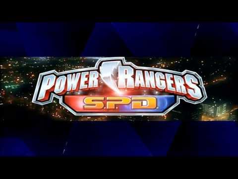 Power Rangers S.P.D (2005) - Disney/Jetix Preview