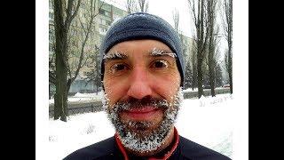 Бег зимой. Как, в чем, по сколько.