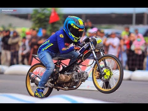 Video bocah DRAG RACE paling kasar !!