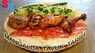 Mangalda Tavuk Tarifi Nasıl yapılır Sibelin mutfağı ile yemek tarifleri