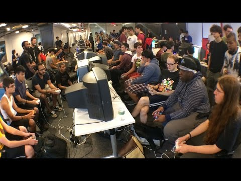 Twitch Streams and Tournaments: The Professional Super Smash Bros Scene | Mashable