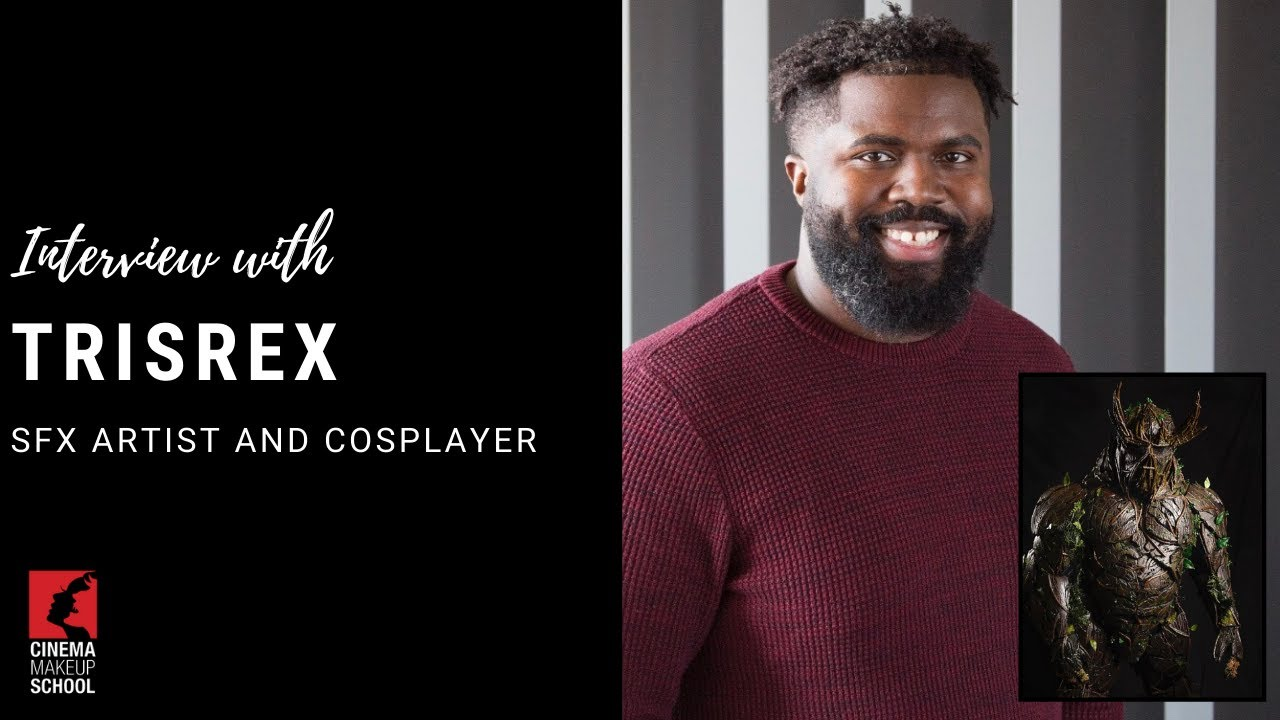Interview with TrisRex - SFX Artist and Cosplayer