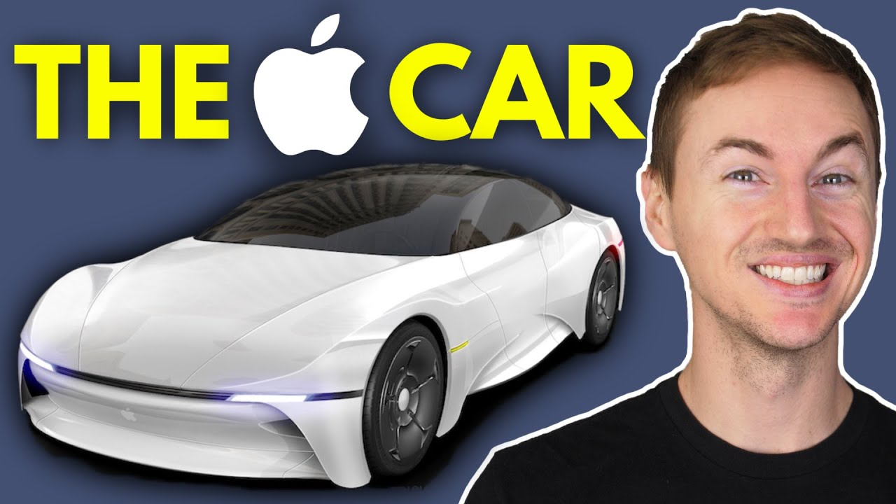 The Apple Car is Real and Coming for Tesla