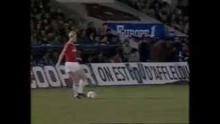 Bordeaux 1 - 1 PSV Eindhoven - Match entier  (02-03-1988)  Coupe des Clubs Champions