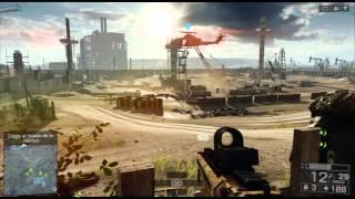 Battlefield 4™ (PlayStation®3) - Gameplay #1
